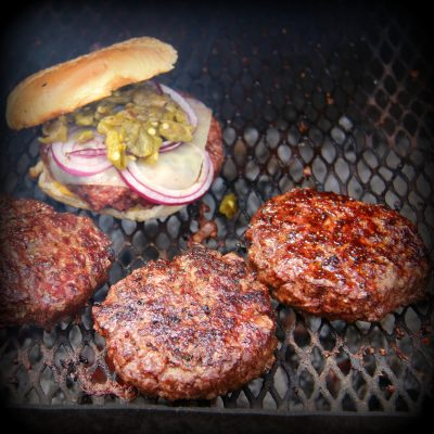 JX Ranch Hamburgers