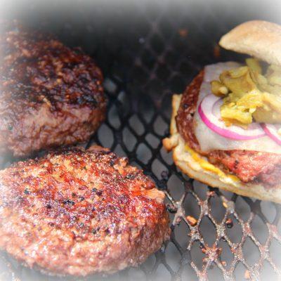 JX Ranch Hamburger