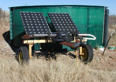 solar power for water
